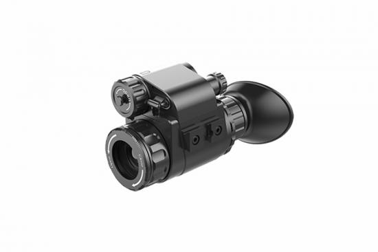 handheld thermal monocular or helmet mounted