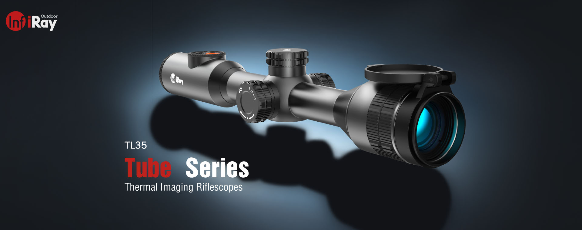 Thermal Imaging Riflescope Tube Series