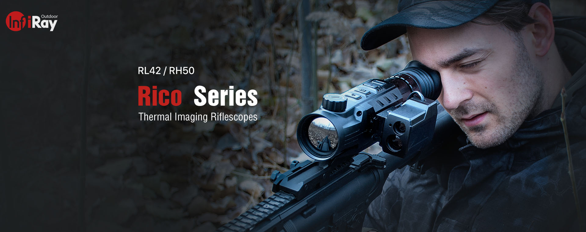 Thermal Imaging Riflescope Rico Series