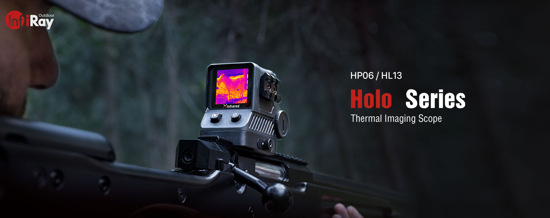 Thermal Imaging Riflescope Holo Series